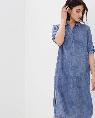 Платье - синее Savage