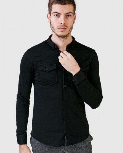Рубашка - черная Figo