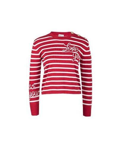 Красный джемпер Valentino Red