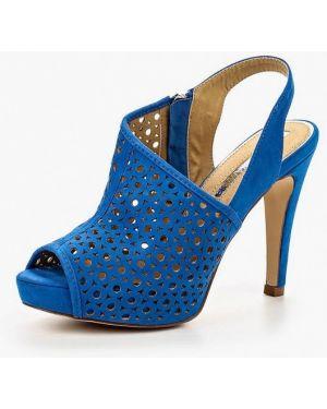 Синие босоножки Mariamare