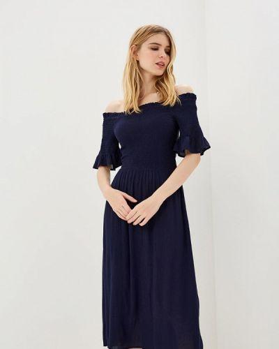 Платье с открытыми плечами осеннее Dorothy Perkins
