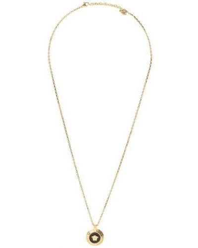 Цепь золотая с подвесками Versace