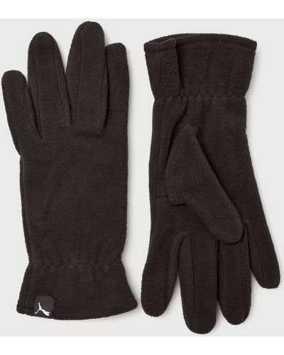 Перчатки трикотажные текстильные Puma