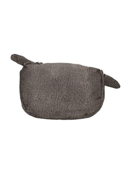 Brązowa torba na ramię Borbonese