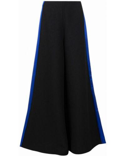 Czarne spodnie Roksanda