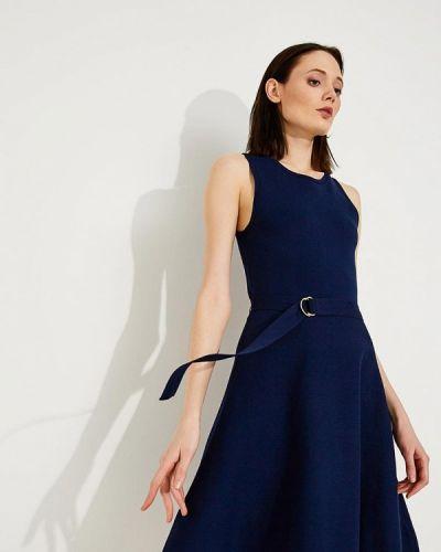 Синее платье весеннее Michael Michael Kors
