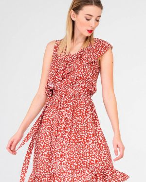 Платье - красное Shtoyko