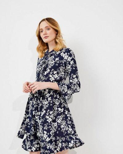 Синее платье весеннее Liu Jo Jeans