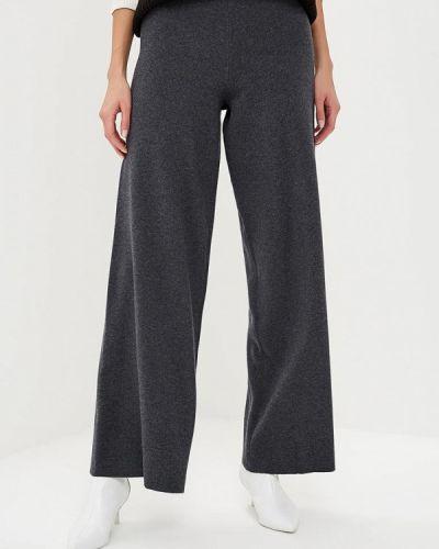 Серые брюки повседневные Rodier