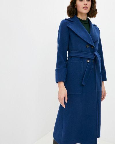 Синее пальто Max&co
