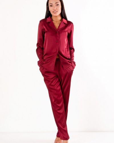 Пижамная красная пижама Dono