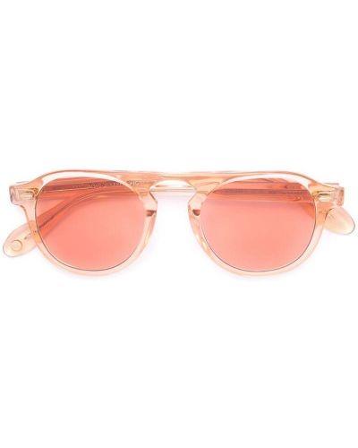 Солнцезащитные очки круглые Garrett Leight