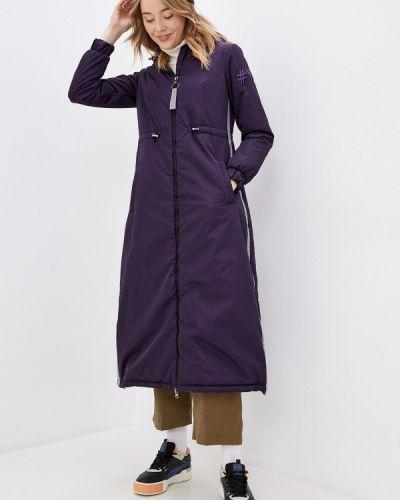 Утепленная куртка - фиолетовая Pavel Yerokin