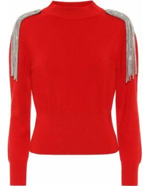Sweter bawełniany Christopher Kane