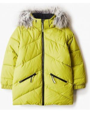 Зеленая куртка Luhta