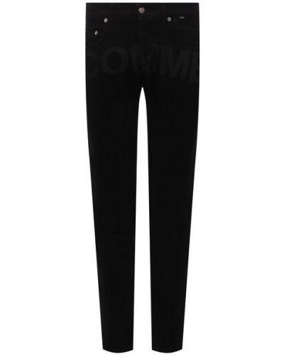 Черные итальянские джинсы Comme Des Fuckdown