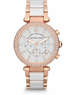 Zegarek biały Michael Kors