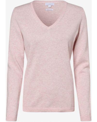 Różowy sweter Brookshire