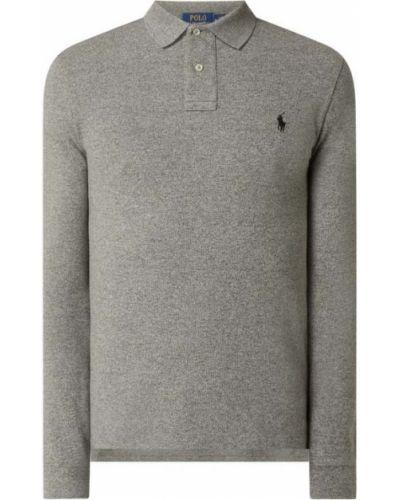 Bawełna bawełna z rękawami t-shirt Polo Ralph Lauren