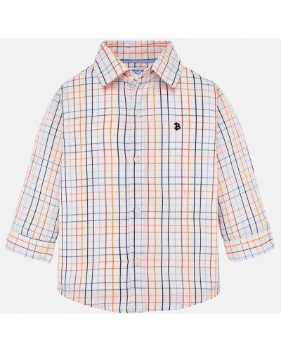 Рубашка с рисунком текстильный Mayoral