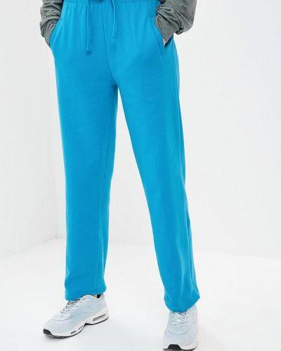 Спортивные брюки классические синие Urban Classics