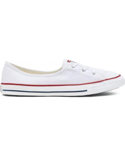 Слипы - белые Converse