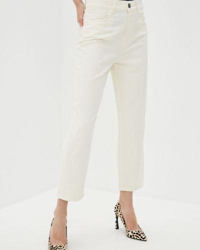 Черные джинсы-скинни узкого кроя Twinset Milano