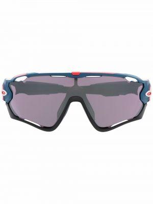 Okulary - niebieskie Oakley