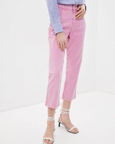 Повседневные розовые брюки Iblues