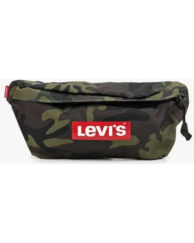 Поясная сумка - зеленая Levi's®