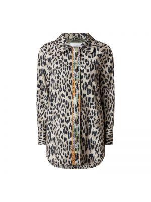 Beżowy płaszcz bawełniany zapinane na guziki Blonde No. 8
