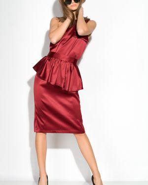 Нарядное вечернее платье - красное Time Of Style