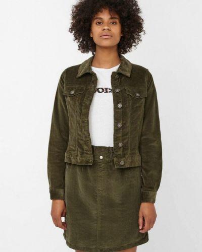 Куртка - зеленая Noisy May