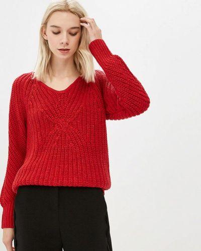 Красный пуловер Armani Exchange
