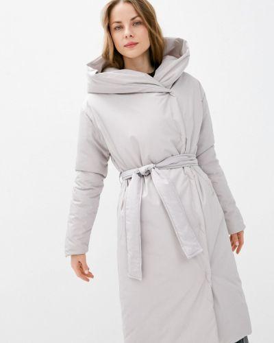 Утепленная серая куртка Imocean
