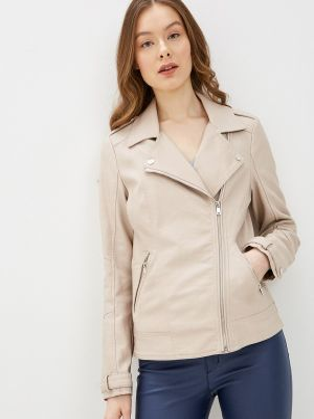 Кожаная куртка весенняя Wallis