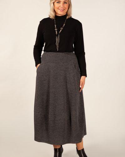 Юбка в стиле бохо с карманами милада