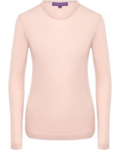 Кашемировый пуловер - розовый Ralph Lauren