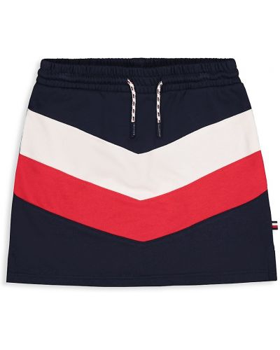 Spódnica sportowa bawełniana na co dzień Tommy Hilfiger