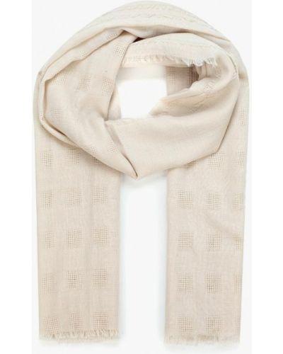 Бежевый шарф Piazza Italia