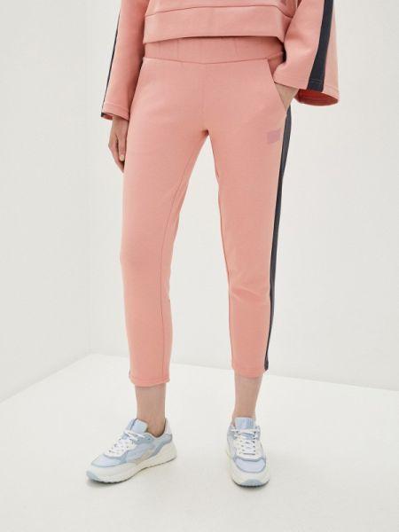 Спортивные брюки розовый демисезонные Demix