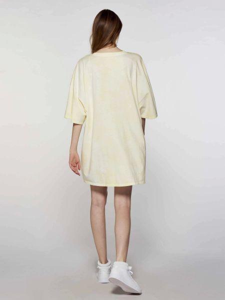 Желтое платье Wrangler