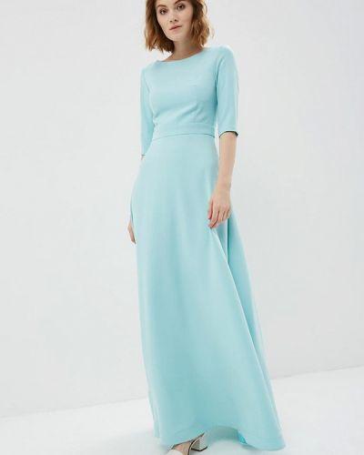 Бирюзовое платье Mirasezar