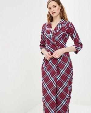 Платье красный Bezko