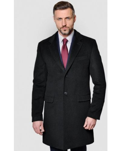 Пальто - черное Arber
