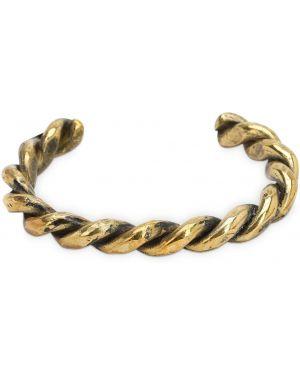 Złota bransoletka ze złota Campomaggi