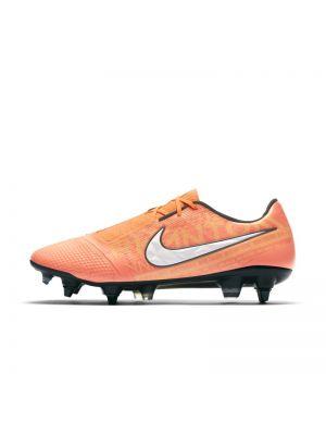 Różowe chodaki Nike