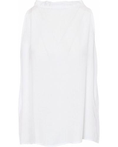 Biała t-shirt Dixie