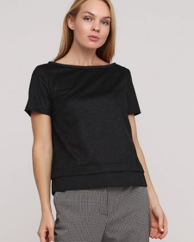Серая блузка S.oliver