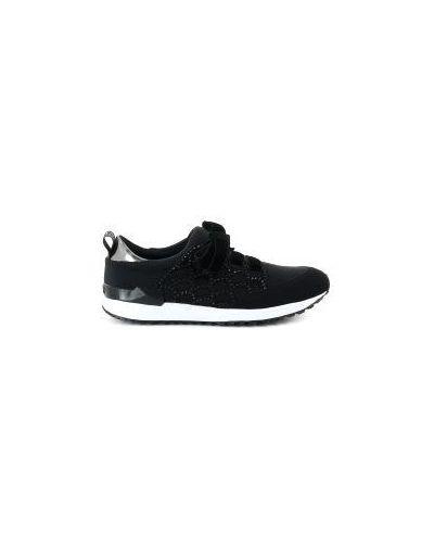 Черные кроссовки Liu Jo